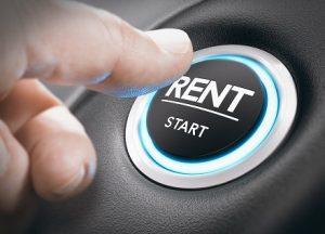 Auto-Renting in Spanien